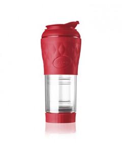 Cafeteira Pressca 350ml - Vermelho Ruby