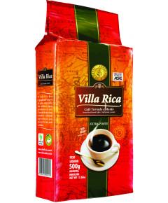 Café Villa Rica Extra forte alto vácuo 500g